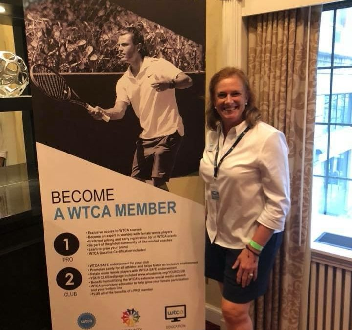 Behind the Anderson Scholarship | WTCA CFO Tammy Anderson